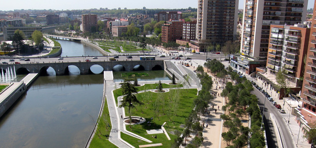 Van verkeersriool  tot stadspark