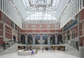 Architect Ortiz over Rijks:  oud gebouw in een nieuwe tijd