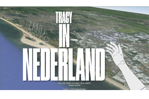 Tracy in Nederland