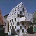 Architectural Record Houses 2004: Bed to balcony in a semikinetic facade