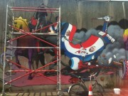 Tachtigjarige Oorlog herleeft – maar nu in graffiti