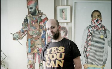 Collector Marty de Montereau's collectors  at NoFound in Paris