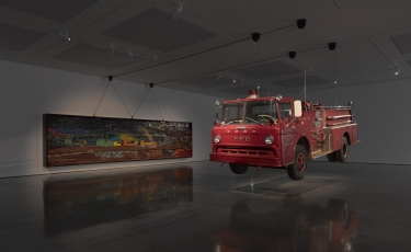 Theaster Gates' labor is his protest