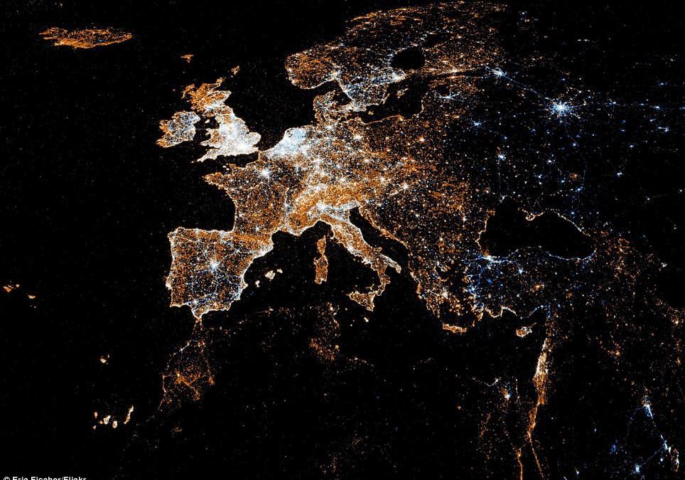 Stadsleven: In een ander licht