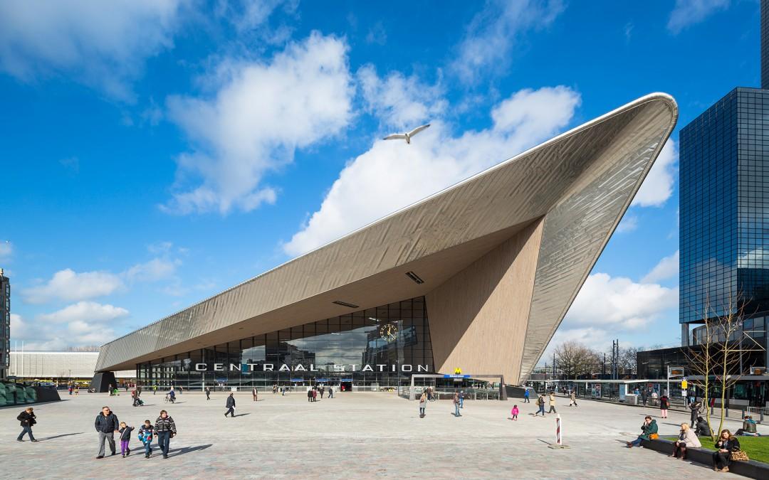 Rotterdam Centraal: BNA Beste Gebouw van het jaar 2015!