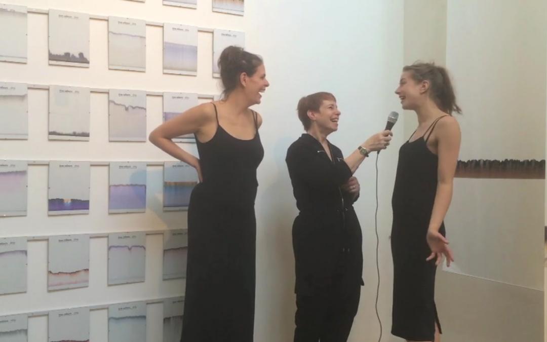 Short&Sweet in Milaan: Renee Mennen & Stefanie van Keijsteren