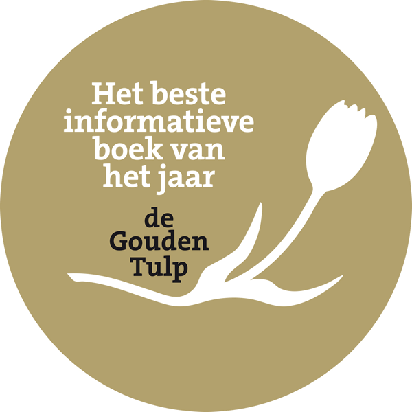 Interview over winnen Gouden Tulp voor het boek Zoet&Zout