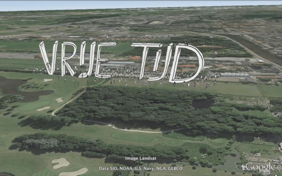 Maaskantprijs 2016: multimedia tour 'Vrije tijd'