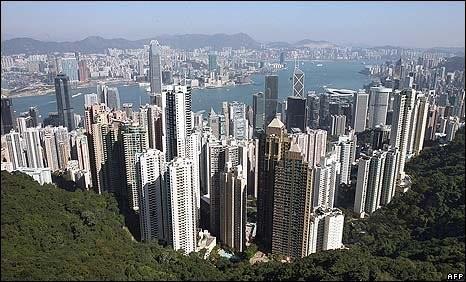 Hong Kong's hidden life