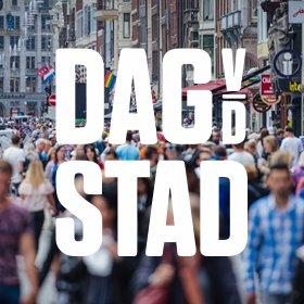 De stad in De Ochtend: Dag van de Stad