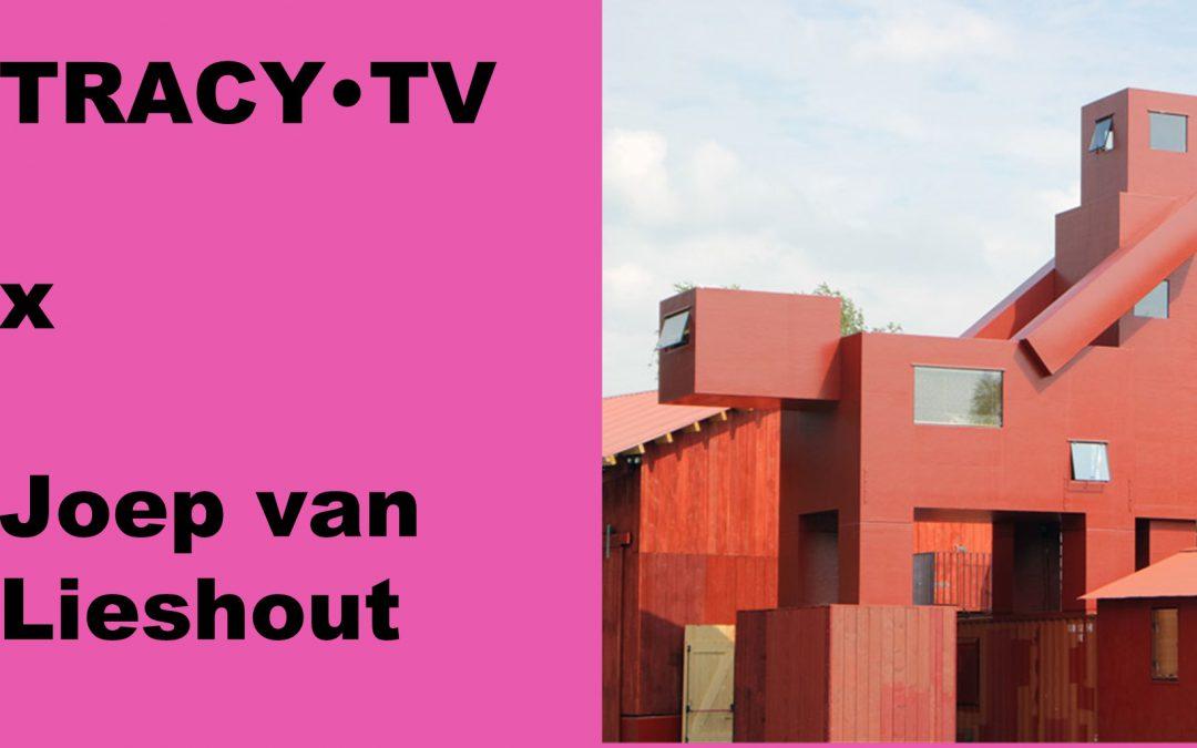 TRACY•TV #44 – Joep van Lieshout fights against Rotterdam gentrification