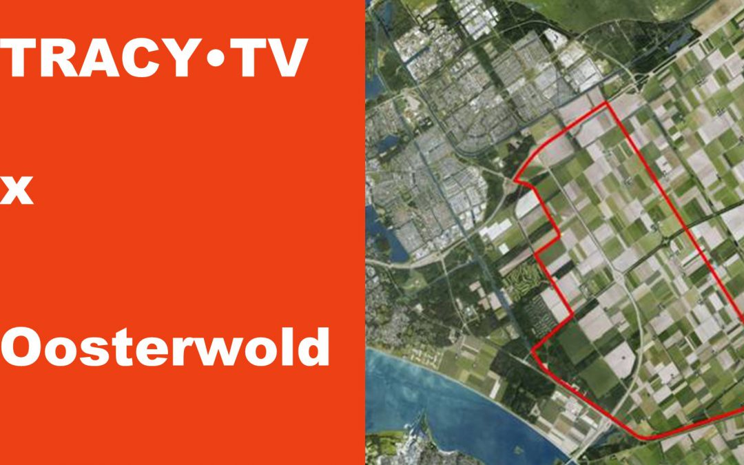 TRACY·TV #47: Oosterwold, an organic urbanism city