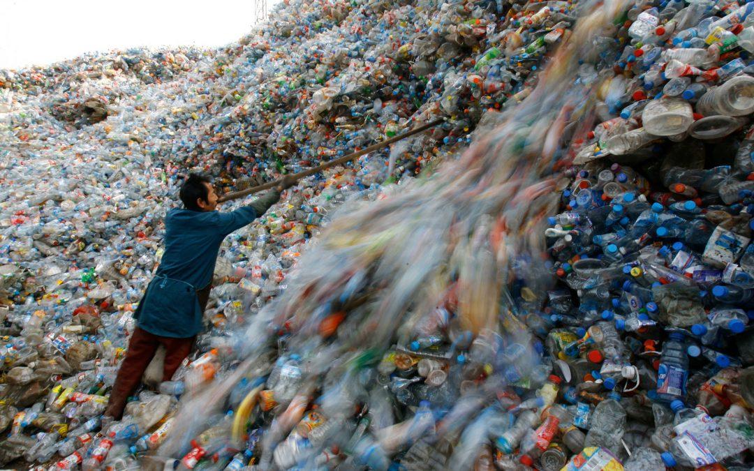 Design in Milaan: Pronken met plastic