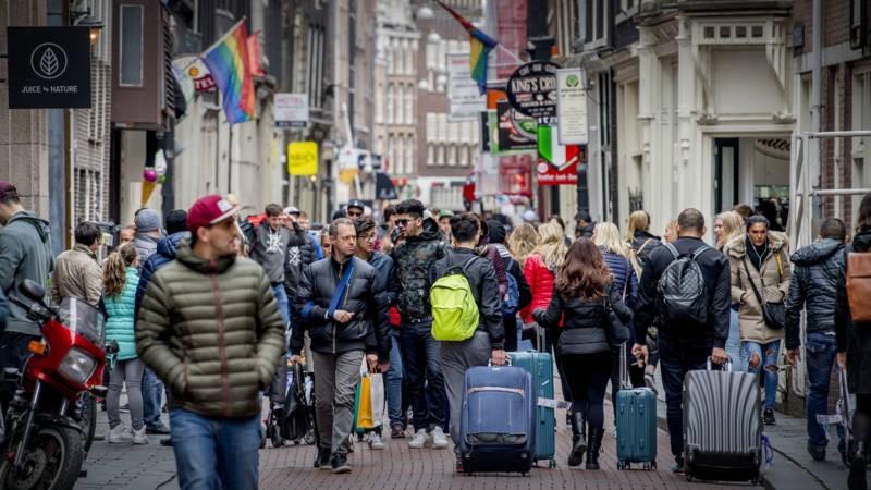 De stad in Spraakmakers: steden wapenen zich tegen massatoerisme