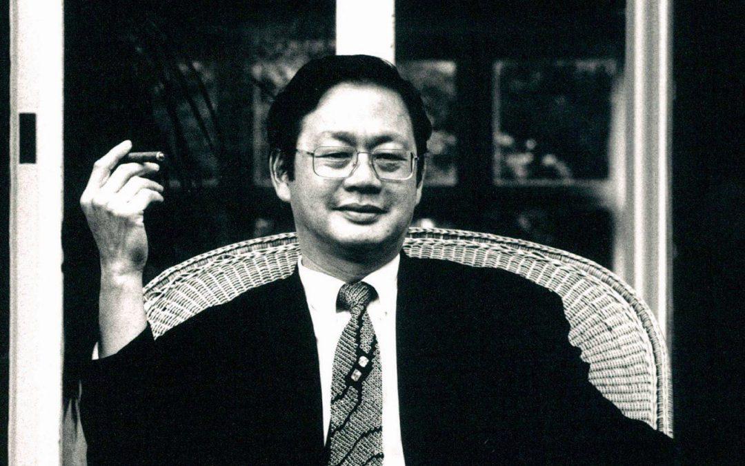 Yap Hong Seng wist: een stad laat zich niet maken