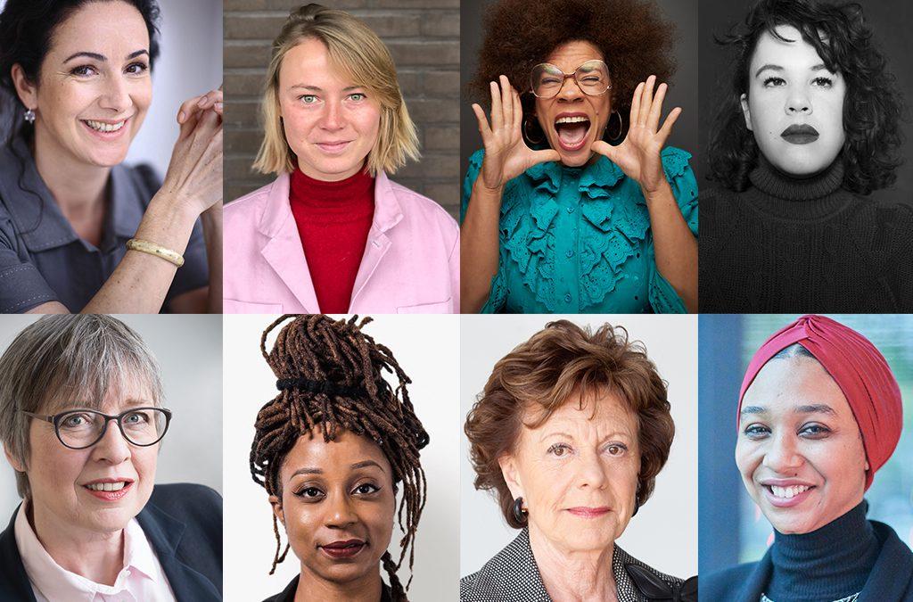 Talkshow Stadsleven: FemCity: Ben ik nu feminist?