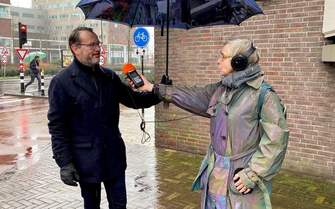 PodCAST Bouwstof: Nieuwe swing voor Cityring Tilburg