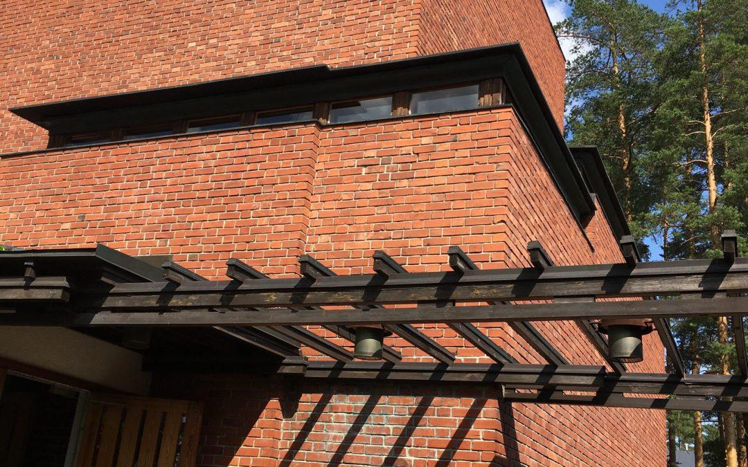 Wie Finland zegt, zegt: architectuur van Alvar Aalto