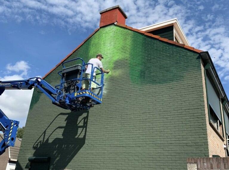 PodCAST Bouwstof: Gekleurde muren in Tilburg
