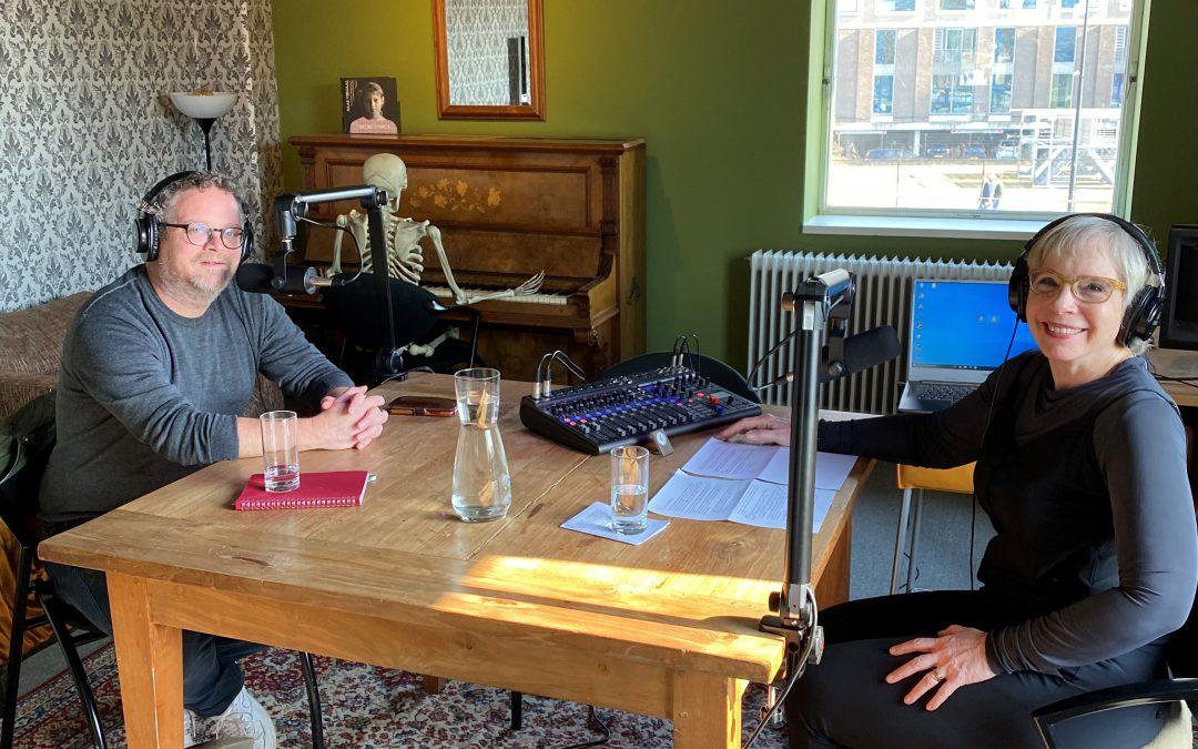 PodCAST Bouwstof: Marc Meeuwis over Tilburg, de zoveel-meer-stad