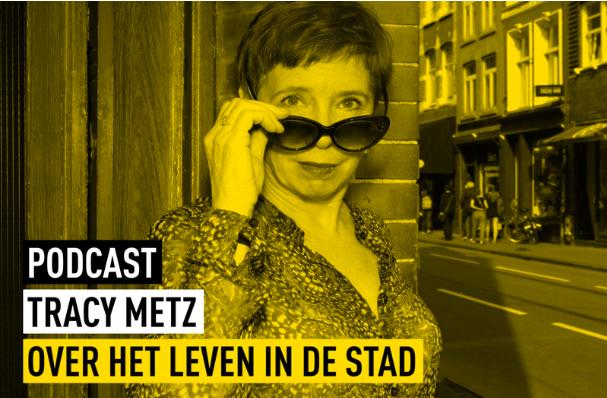 Over het leven in de stad: podcast Pakhuis de Zwijger