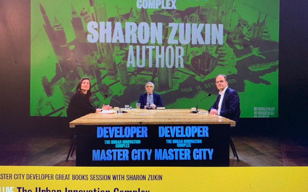 Sharon Zukin and the Urban Innovation Complex