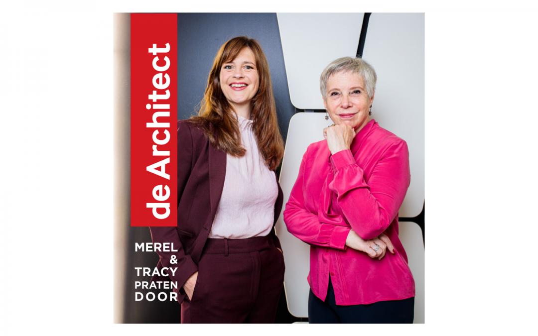 Podcast de Architect #1: gebouwde gastvrijheid in de architectuur