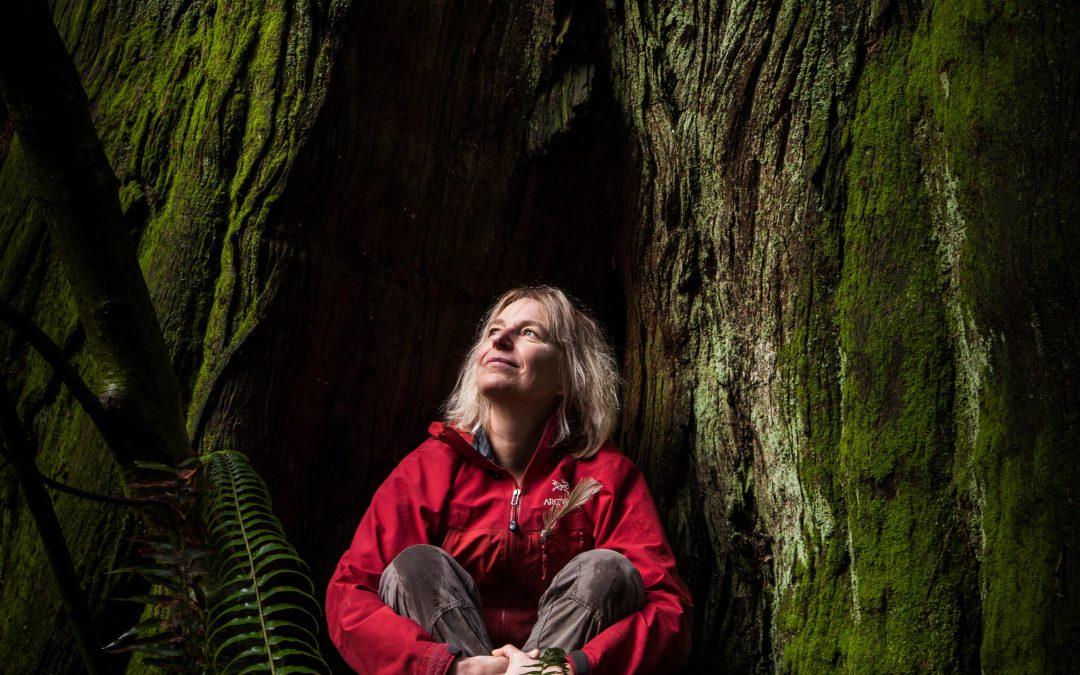 Suzanne Simard: 'Als we de bomen verliezen, verliezen we onszelf'